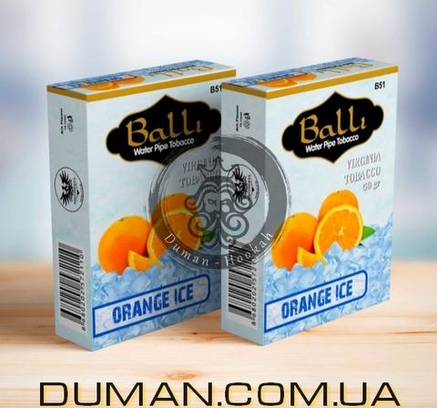 Табак Balli ORANGE ICE (Балли Лед Апельсин)