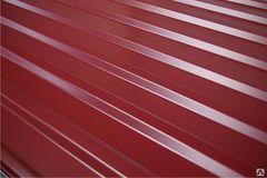 Профнастил С-20 (RAL 3005) красное вино 0,4мм (2м)