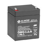 Аккумулятор для ИБП B.B.Bаttery BPS5-12 (12V 5Ah / 12В 5Ач) - фотография