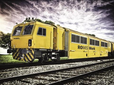 Мобильная система технического обслуживания Robel 69.70
