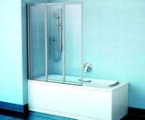 Шторка на ванну Ravak VS3-130 стекло