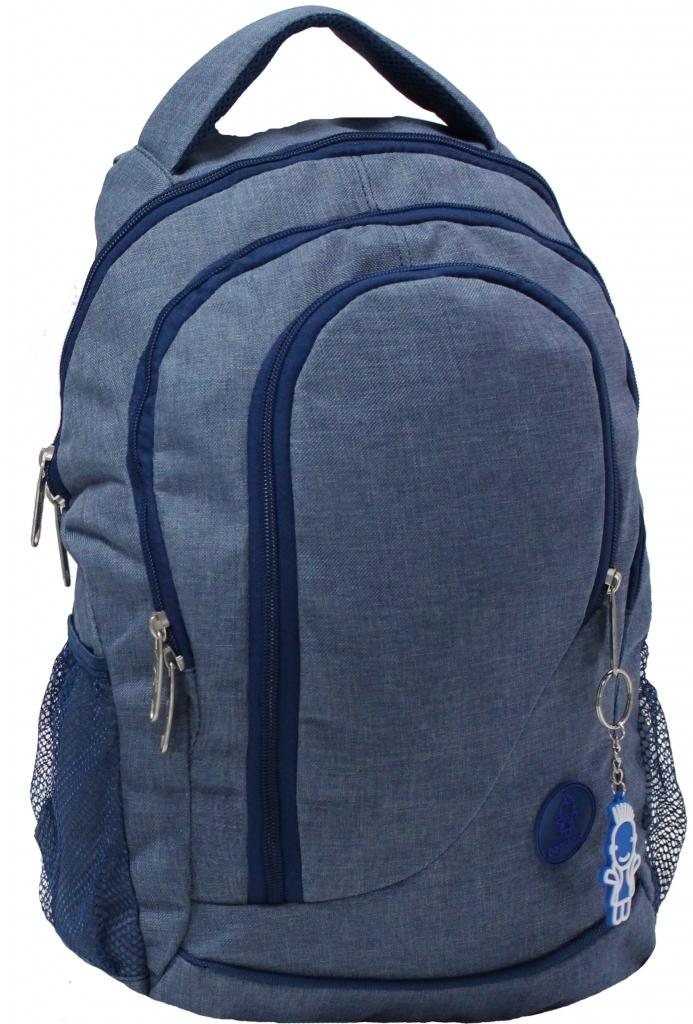 Городские рюкзаки Рюкзак Bagland Бис Меланж 19 л. Синий (0055669) 2b0aa0d9e30ea3a55fc271ced8364536.jpg