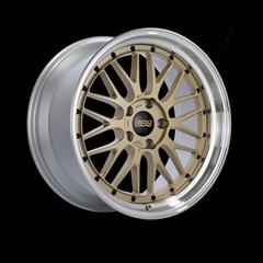 Диск колесный BBS LM 11x19 5x130 ET50 CB71.6 gold