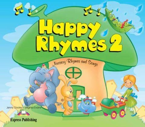 happy rhymes 2 big story book