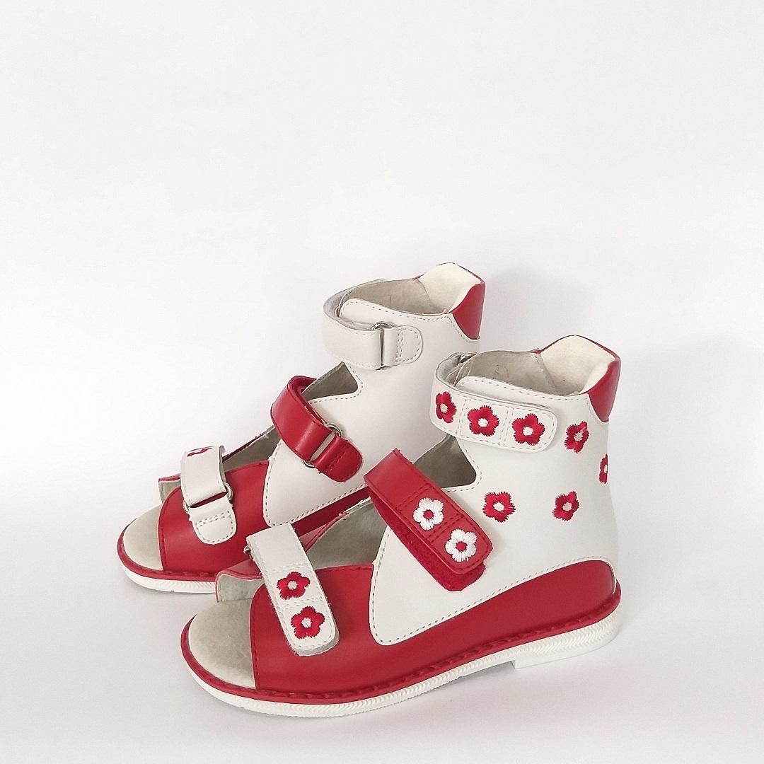 Лечебные стабилизирующие сандалии для девочек
