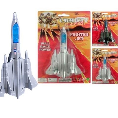Самолет инерционный ракетоносец ТУ22 на карт.под плен., 1кор*1бл*6шт