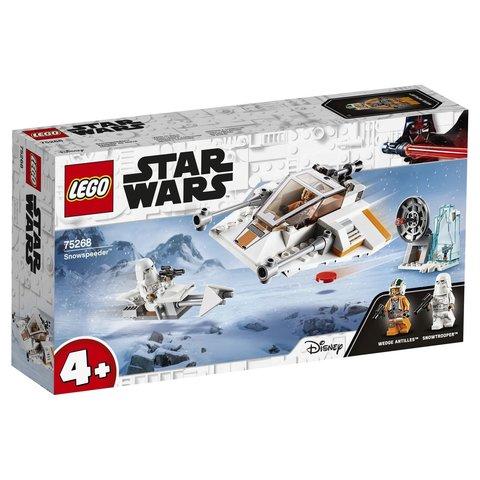 LEGO Star Wars: Снежный спидер 75268 — Snowspeeder — Лего Звездные войны Стар Ворз
