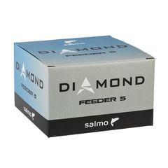 Катушка Salmo Diamond FEEDER 5 5000FD