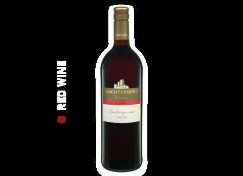 Красные немецкие вина