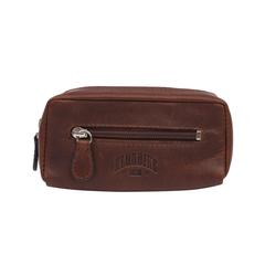 Ключница Klondike Dawson, коричневая, 11х3х6 см