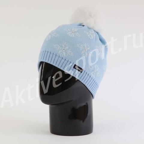 Картинка шапка Eisbar royal fur crystal 211