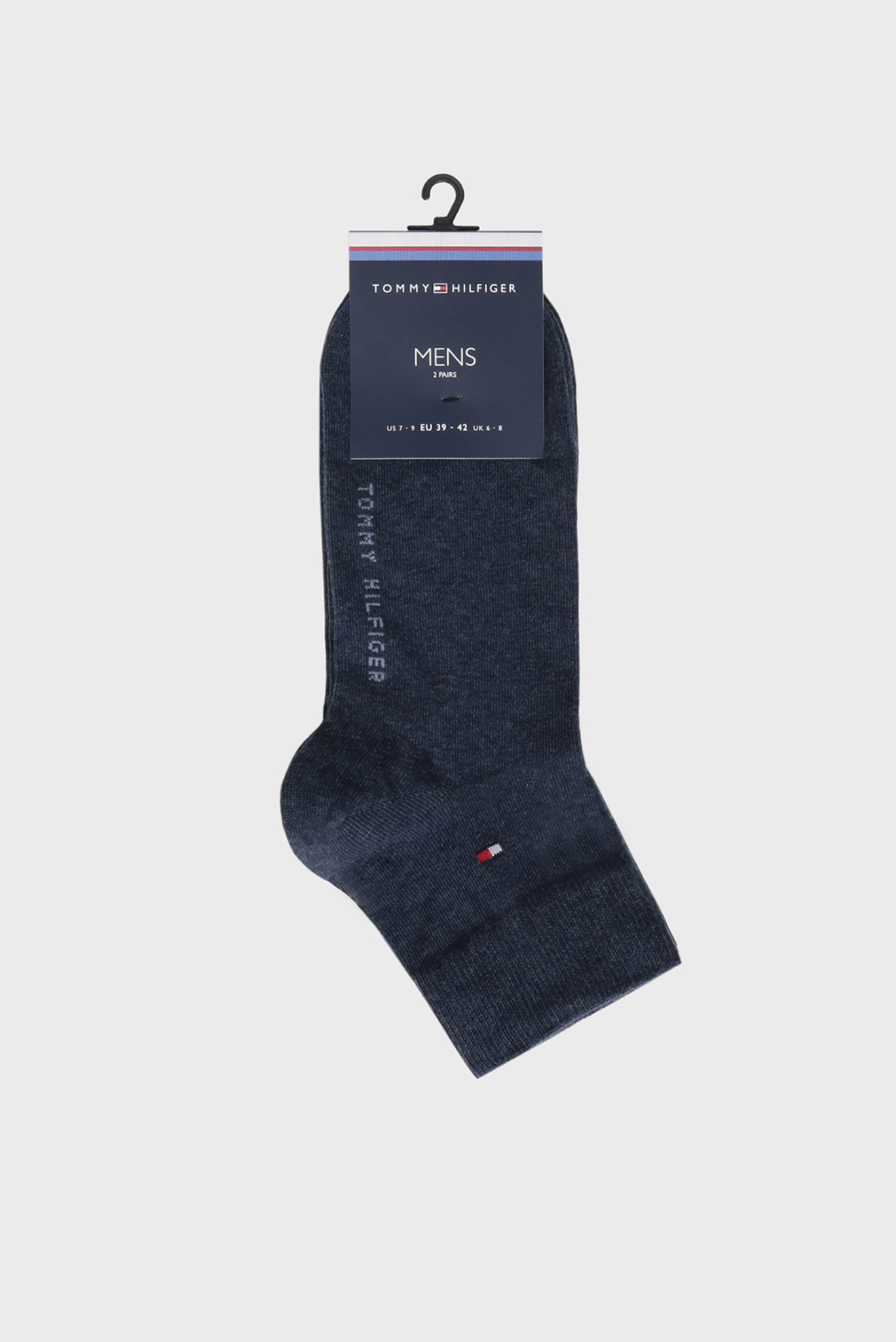Мужские хлопковые носки Tommy Hilfiger