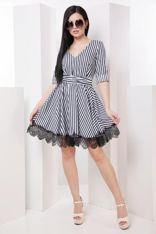 Молодежное платье