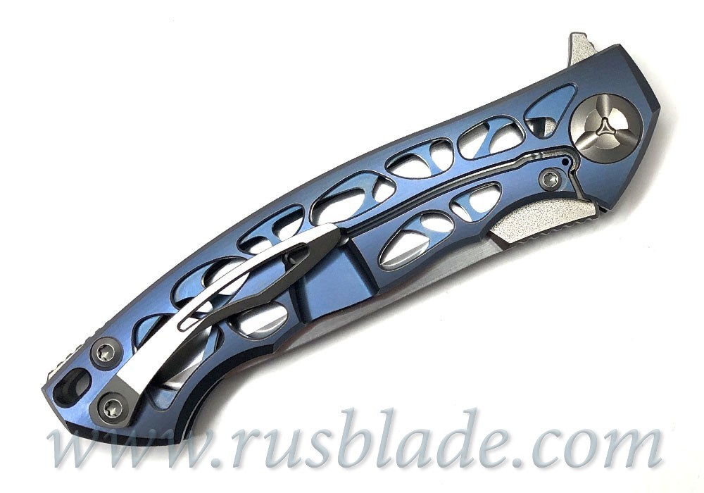 COORDINAL Sinkevich FULL CUSTOM Leaf Prototype #1