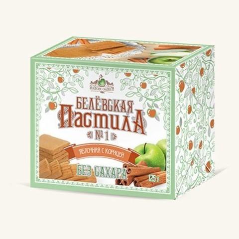 Белевская пастила с корицей без сахара купить в Ростове