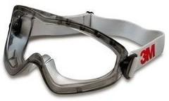 Очки Защитные 3M™ 2890 из поликарбоната, с непрямой вентиляцией