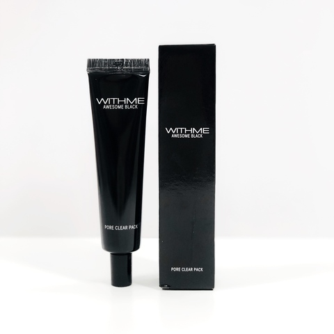 Awesome Black Pore Clear Pack - Маска для лица WITHME