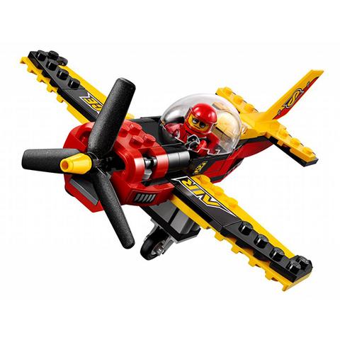 LEGO City: Гоночный самолет 60144 — Race Plane — Лего Сити Город