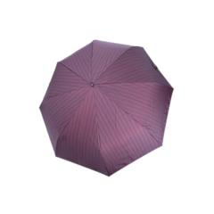 Зонт автомат в полоску, ТРИ СЛОНА, диаметр купола - 130 см, 603-5