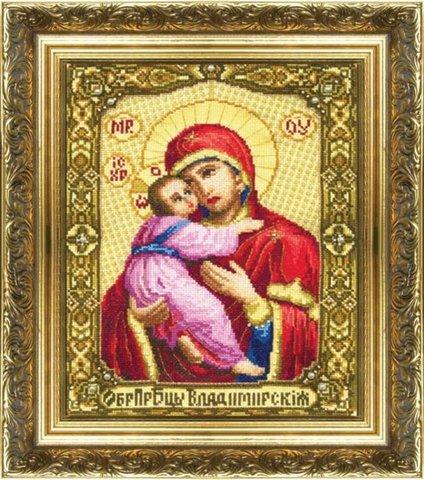 255 Образ Пресвятой Богородицы Владимирской