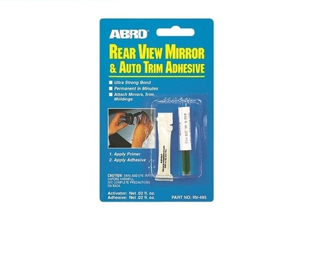 ABRO Клей зеркала заднего вида RV-495(6мл)