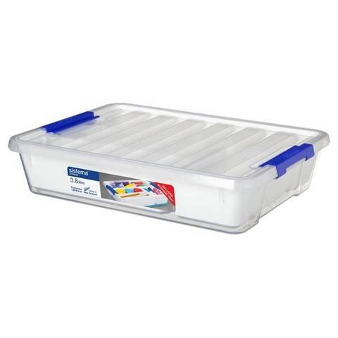 Универсальный контейнер с лотком Storage, 3,8 л