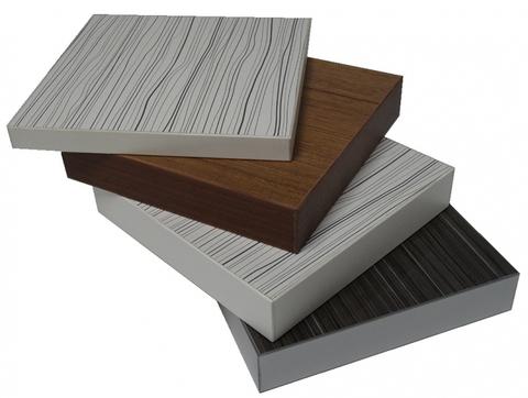 Столешница из пластика HPL 700*700 мм