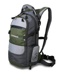 Рюкзак Wenger Narrow Hiking Pack серый,  22 л