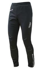 Лыжные разминочные брюки RAY WS RACE Black