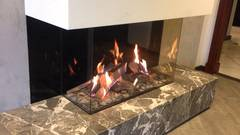 Газовая топка Kal-fire Fairo ECO-PRESTIGE 85 3-SIDED, фото, цена