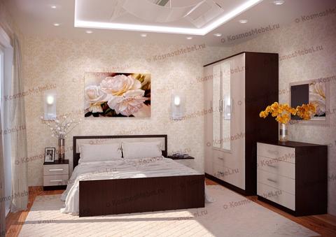 Спальня модульная Фиеста венге
