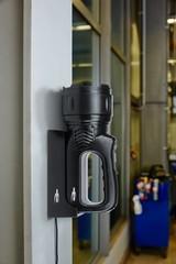 Аккумуляторный светодиодный фонарь-прожектор HSL1