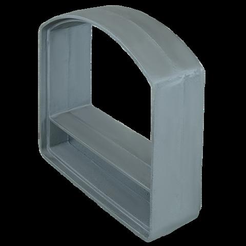 Удлинитель портала печи ПБ-02П 100 мм