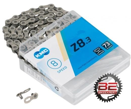 Цепь КМС Z8.3 silver/grey