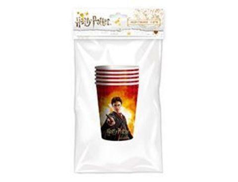 Набор стаканов Гарри Поттер 250мл6шт
