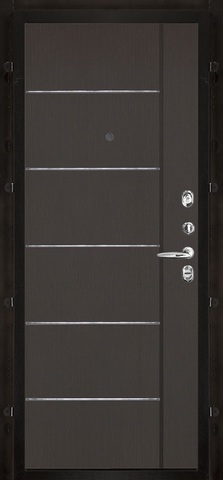 Внутренняя Венге. Рисунок Колизей пвх МД 002 m968