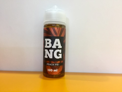Peach pie by BANG 120мл