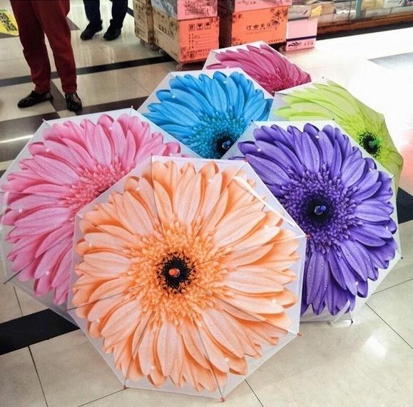 Популярные товары Детский зонт серия «Гербера» umbre_lla.jpg
