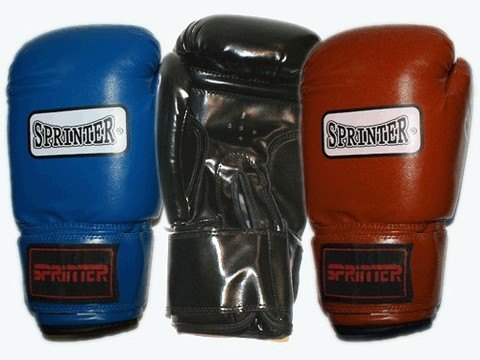 Перчатки бокс. Размер-вес 12