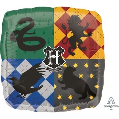 Фольгированный шар, квадрат Гарри Поттер