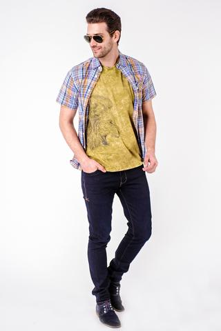 Рубашка мужская  M712-36B-05CS
