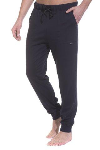 Легкие трикотажные брюки Right Flight синие  PECHE MONNAIE   Франция