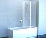 Шторка на ванну Ravak CVS2 L/R стекло