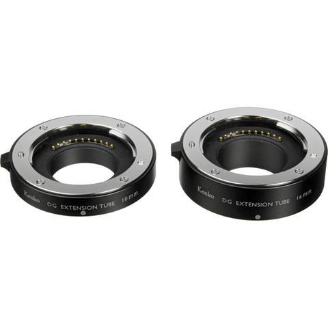 Макрокольца Kenko Extension Tube Set для Micro 4/3 (10mm + 16mm)