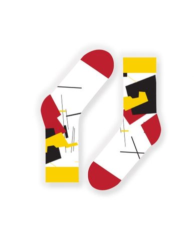 St.Friday Socks Супрематизм Клюн