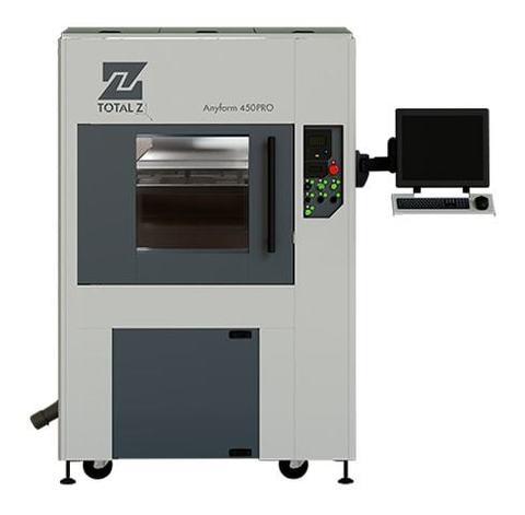 3D-принтер Total-Z Anyform 450-PRO HOT+