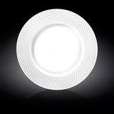 Набор: Тарелка обеденная 25,5 см, артикул WL-880101/2, производитель - Wilmax