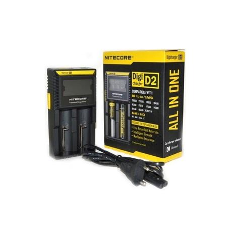 Зарядное устройство Nitecore Intellicharge D2, для 18650