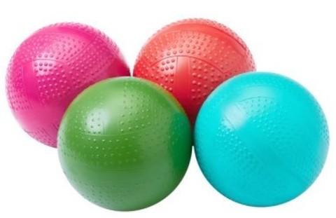 Мяч д.100мм Фактурный/Р2-100