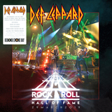 Def Leppard / Rock 'N' Roll Hall Of Fame (LP)